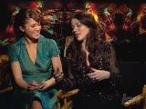 Чёрное Рождество (2006) [Интервью с Мэри Уинстед (Хизер) и Мишель Трахтенберг (Меллиса)]