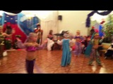 Восточный танец гр. Теремок
